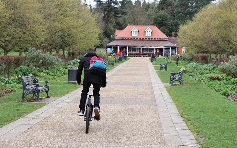Bedford Park Pavilion