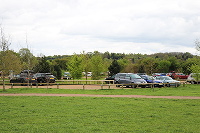 Heartwood Forest Car Park