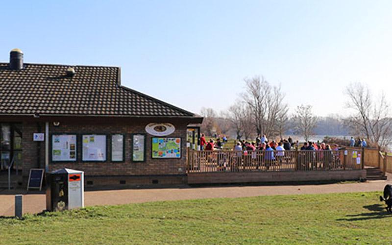 Priory Country Park Cafe