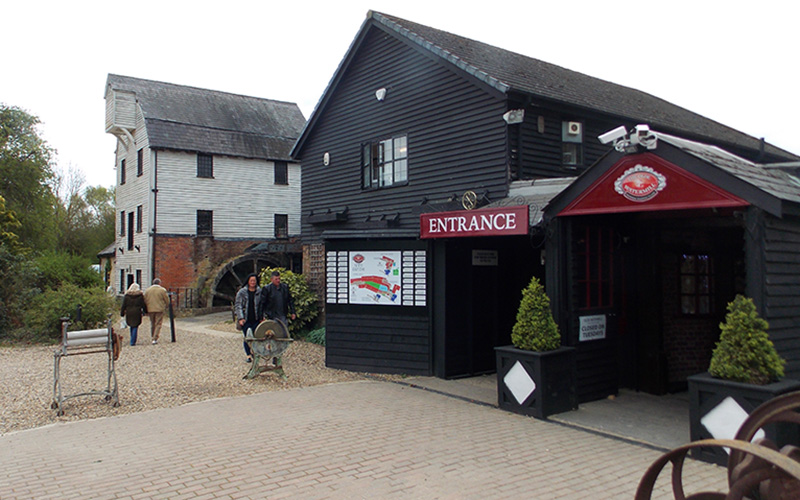 The Olde Watermill Barton