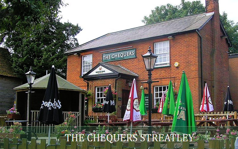 The Chequers in Streatley Bedfordshire