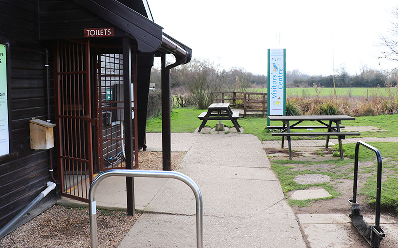 Paxton Pits Visitor Centre