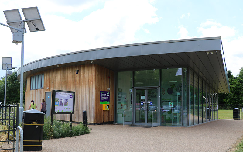 Houghton Hall Park Visitor Centre