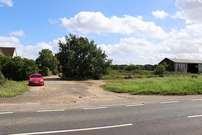 Fliwick Moor and Folly Wood