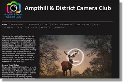 Ampthill & District Camera Club