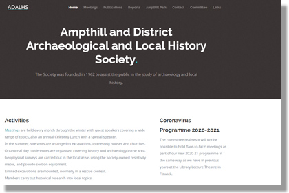 Ampthill and District Archaeological and History Society