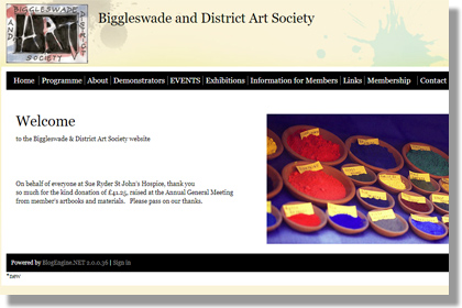 Biggleswade and District Art Society