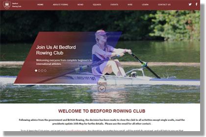 Bedford Rowing Club