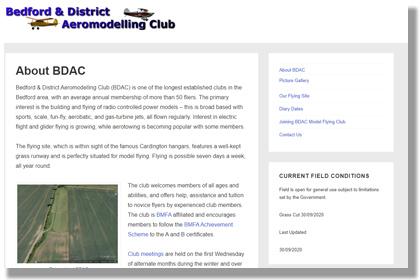 Bedford & District Aeromodelling Club