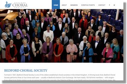 Bedford Choral Society