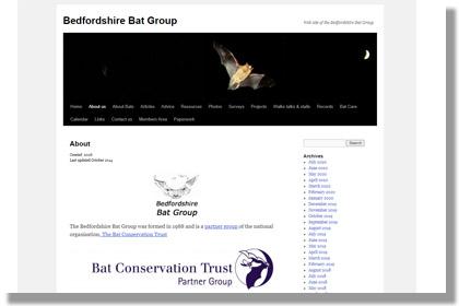 Bedfordshire Bat Group