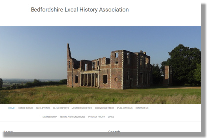 Bedfordshire Local History Association
