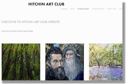 http://www.hitchinartclub.co.uk/
