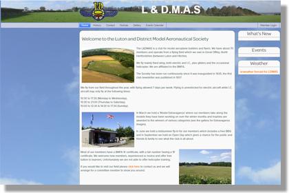 Luton and Dunstable Aeronautical Society