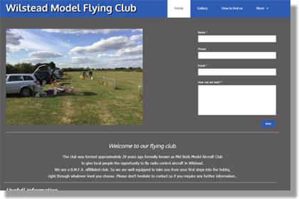 Wilstead Model Flying Club