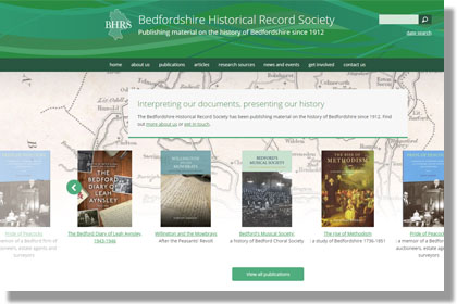 Bedfordshire Histrorical Record Society