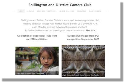 Shillington & District Camera Club